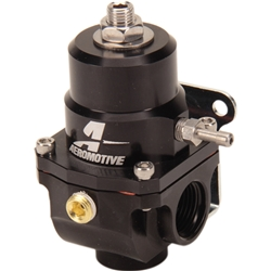 Aeromotive 13304 X1 Carburetor Bypass Regulator, 3-15 PSI