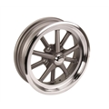 Team III Wheels Gasser ET Wheel-15x4.5, 5 on 4.75 In., 2 In. Backspace