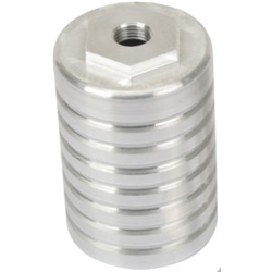 Speedway Shock Cup, 12mm-1.25 Thread, 3.375 Inch
