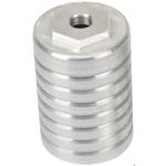 Speedway Shock Cup, 12mm-1.25 Thread, 3.375 Inch