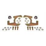 Basic Disc Brake Kit, 1948-56 Ford Half-Ton, 5 on 4-3/4 Inch