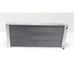 "Garage Sale - AFCO Custom 27-1/2"" X 12"" Double Pass Heat Exchanger"