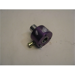 Garage Sale - Aluminum Quick Release Steering Wheel Hub, Hex, 3/4 Inch