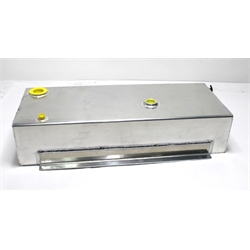 Garage Sale - T-Bucket Aluminum Fuel Tank for Channeled Body
