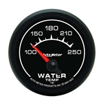 Auto Meter 5937 ES Air-Core Water Temperature Gauge, 2-1/16 Inch
