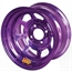 Aero 30-984210PUR 30 Series 13x8 Inch Wheel, 4 on 4-1/4 BP 1 Inch BS
