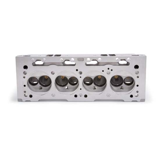Edelbrock 2019 Rpm Power Package Top End Kit Small Block: Edelbrock 60197 Performer RPM Cylinder Head