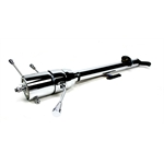 Ididit 1140550020 1955-56 Chevy Tilt & Shift Steering Column, Chrome
