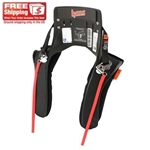 HANS Device Sport Series w/ Quick Click Anchors, 30 Degree, Large