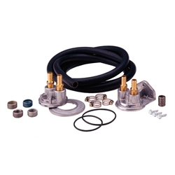 Perma-Cool 10695 Universal Single Oil Filter Relocation System Kit