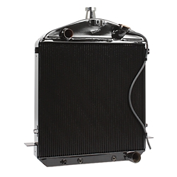 Walker Z-481-2 Z-Series 1924-27 Ford Model T Radiator for Chevy Engine