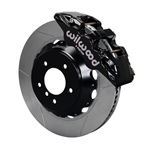 Wilwood 140-13582 AERO6 GT Front Disc Brake Kit, 14 Inch