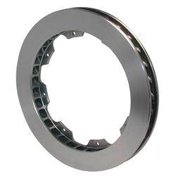 Wilwood 160-2901 UL 32 Curved Vane Iron Rotor, 12.19 Inch