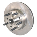 Wilwood 160-9239 OEM Replacement Racing Brake Rotors - GM Metric