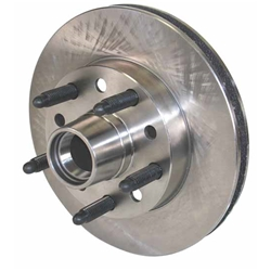 Wilwood 160-9239 HP Modified Hub/Rotor, Vented w/Studs, 10.50 Inch