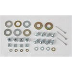 Pedal Car Parts, Garton Kidillac/Mark V/Jeep Hardware Kit