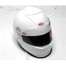 Garage Sale - Bell SA-2010 Ultra Series Star Infusion Racing Helmet, White, Size 7-3/8