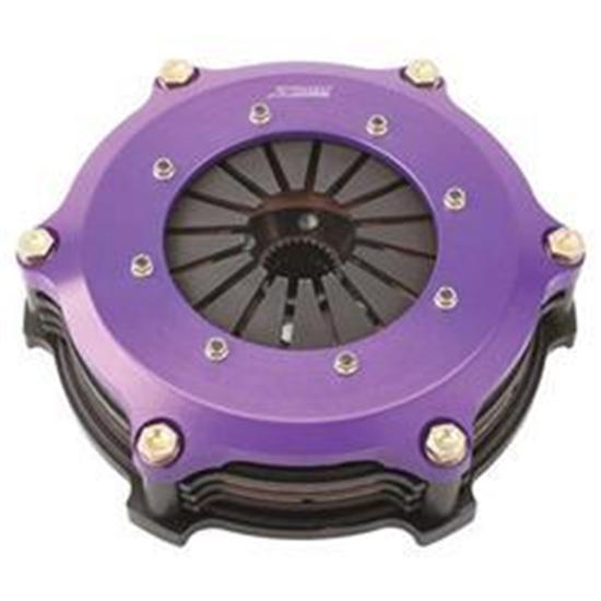 Zoom 7 1/4 Inch Circle Track Triple Disc Racing Clutch