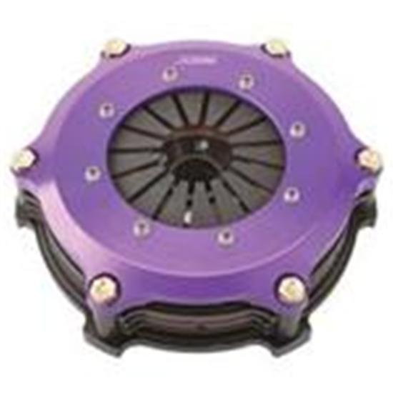 Zoom 7 1/4 Inch Circle Track Dual Disc Racing Clutch