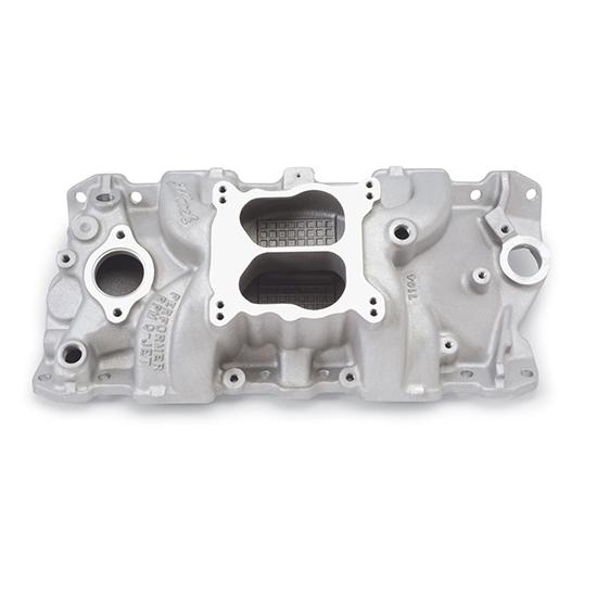 Edelbrock 71041 Performer RPM Intake Manifold, Small Block