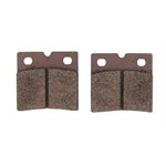 QTM 500-4003 Sprint Racing Front Replacement Brake Pads