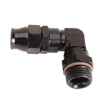 Fragola 6897811-BL Real Street 90 Deg. PTFE Hose End Fitting, -8 AN