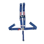 Simpson 5-Point Harness With Sternum Protector, Wrap Around, Pull Up