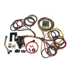 Painless Wiring 10204 28 Circuit Pickup Chassis Harness