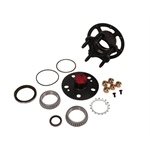 Grand National Rear Hub Kit, 5 x 5 Wheel Bolt Pattern