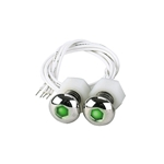 DEi 030306 Lite N Boltz LED Bolts, Green