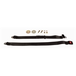 Push Button Lap Seat Belt