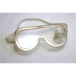 Garage Sale - Clear Safety Goggles