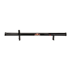 M&W Sprint Axle, 8/12 Degree, Black, 2-1/2 x 52 Inch