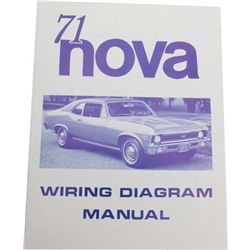 71 Wiring Diagrams Nova Wiring Diagrams