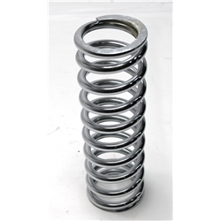 Garage Sale - Pro 11 Inch Chrome Coil-Over Springs, 2-1/2 I.D., 250 Rate