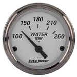 Auto Meter 1938 American Platinum Air-Core Water Temperature Gauge