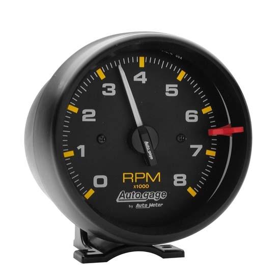 meter 2300 auto gage air core pedestal tachometer gauge auto meter 2300 auto gage air core pedestal tachometer gauge