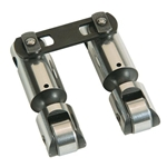 COMP Cams 891-16 Chevy Endure-X Solid Roller Lifters, Small Base Cam