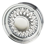 Dayton 15 Inch Wire Wheel, 15 x 5, Front, 2-1/4 Inch Backspace