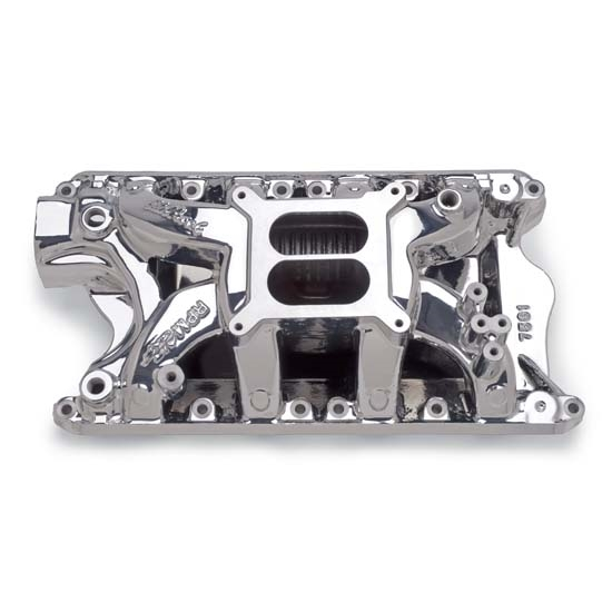 Edelbrock 75814 rpm air gap intake manifold aluminum for Rpm motors lincoln ne