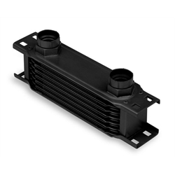 Earls 20700AERL 7 Row Oil Cooler Core, Black