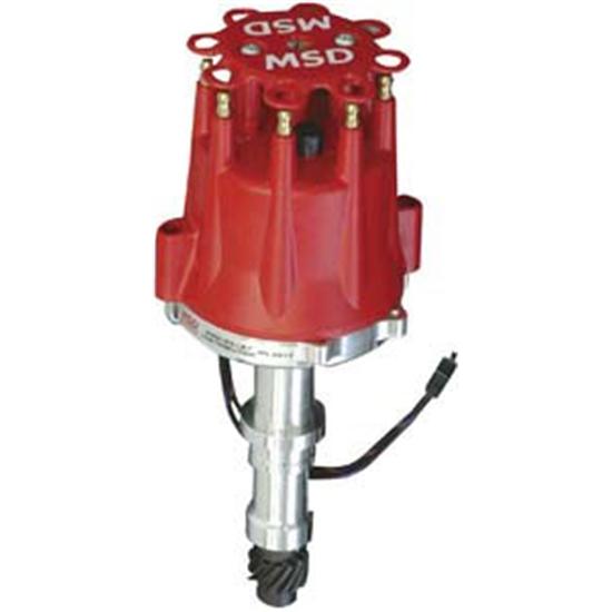 Buick 455 Engine Ebay: MSD 8517 Buick V8 400-455 Billet Distributor