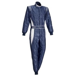 Sparco 001158X50BMGRL Extra Light Evo 3 Race Suit, Size Small