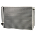 Ron Davis Ford Lightweight Aluminum Stock Car Radiator