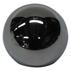 CHQ Reproductions CP-49 Chrome Shifter Knob, 3/8 Inch Hurst