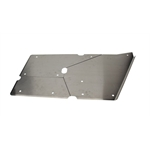 3 Piece Side Panel - LH, Raised Rail