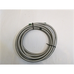 Garage Sale - Stainless Steel Braided Hose, -4 AN, 20 Ft Length