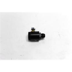 Garage Sale - MPD Racing 94-73800 BLACK Fuel Shut Off Valve for Fuel Filter, -12 AN