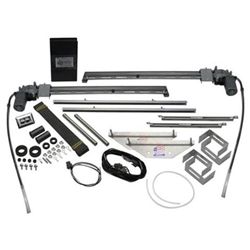 Garage Sale - Specialty Power Windows PWL-2C Power Window Conversion Kit, 2 Window
