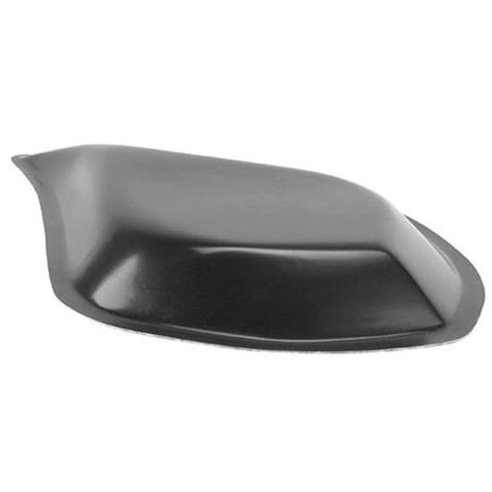 Reverse Teardrop Hood Scoop